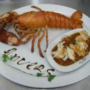 Ресторант Анверс - ястия