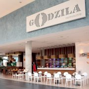 GODZILA-Grand Mall