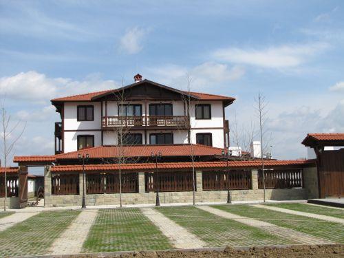 Хотел Родопска къща