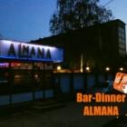 Bar Dinner ALMANA