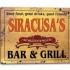 Bar Grill Siracusa