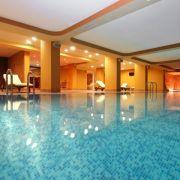 Басейн SPA hotel Medicus